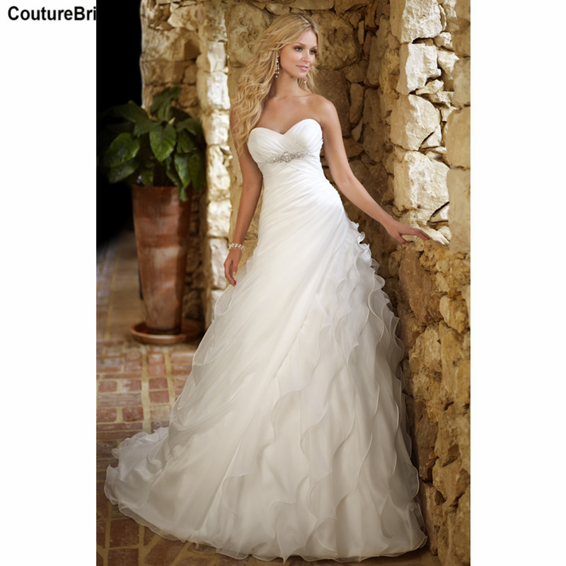 Country Western Wedding Dresses Elegant Wedding Gowns