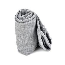 NEW!Lady Stretchy Soft Arm Warmer Long Sleeve Fingerless Gloves - Black,Black White Stripe,Grey(China (Mainland))