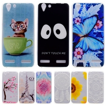 Buy Clear Phone Cases sFor Coque Lenovo K5 Plus / K5 / Lemon 3 Case Soft Silicone Back Cover Lenovo Vibe K5 A6020 Sweet Gift for $1.25 in AliExpress store