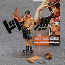 Anime One Piece Portgas D Ace 5th Anniversary PVC Action Figure Collectible Model Toy 15cm OPFG498