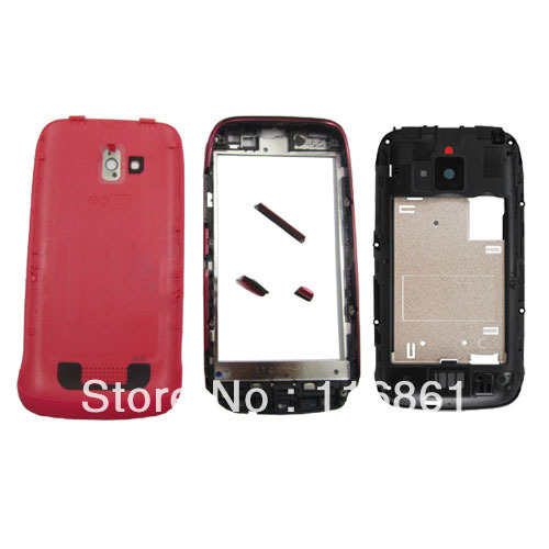 Hot Sell wholesale Full Housing Cover for Lumia 610 multicolor