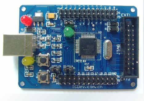 Arm7 Lpc2148 Arm7 Development Board,lpc2148