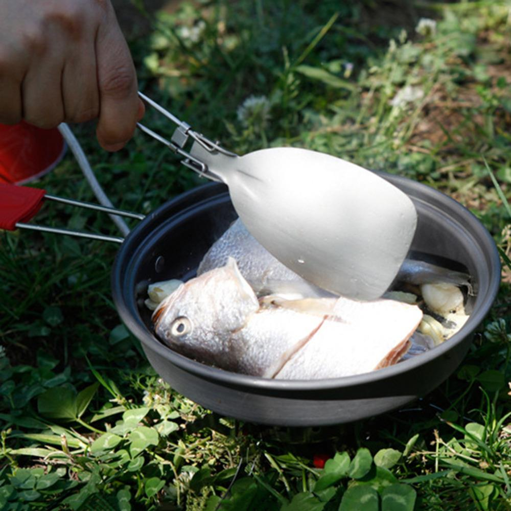 High Quality Cooking Set Picnic Pot Camping Cookware Outdoor Picnic Pots and Pans Set free shipping(China (Mainland))