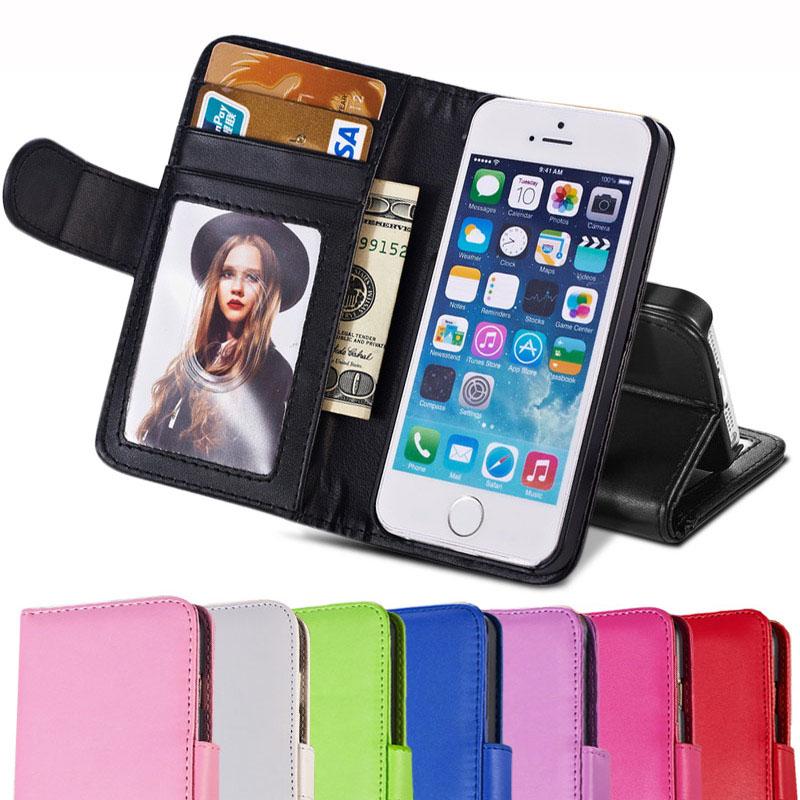 photo frame pu leather case for iphone 5 5s se 5se 4 4s. Black Bedroom Furniture Sets. Home Design Ideas
