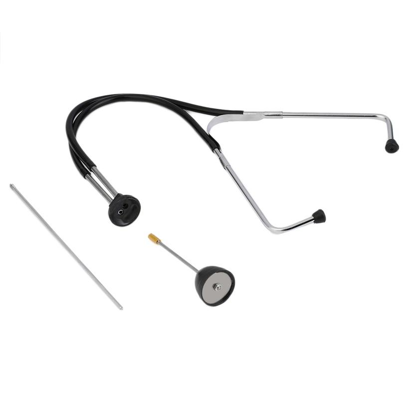 Mechanics Stethoscope Noise Location Car Engine Block Diagnostic Hearing Tool.Mechanics Stethoscope(China (Mainland))