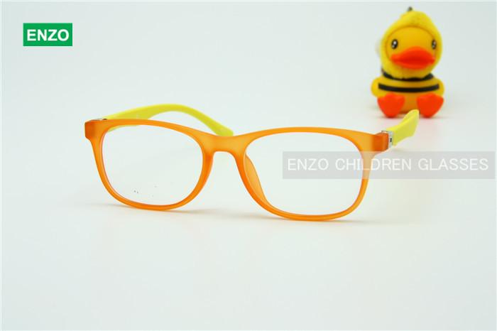 Boys Glasses Size 45mm Flexible Transparent, Kids Eyeglasses TR90 Spring Hinge, Girls Glasses Frame Durable Safe Italian Design(China (Mainland))
