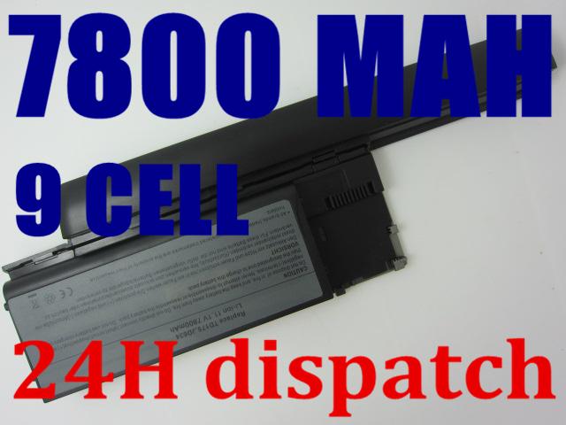 Laptop Battery for Dell Precision M2300 Latitude D620 D630 D630c D631 KD489 KD491 KD492 KP423 0GD775 0GD787 0JD605 0JD606 0JD610(China (Mainland))