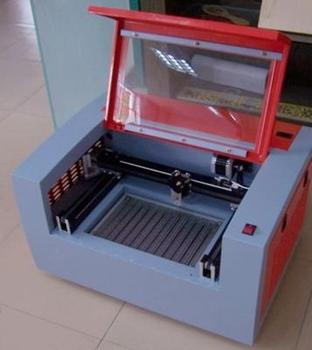 Free shipping by sea CO2 laser engraving machine 30W  mini Laser equipment facotry price
