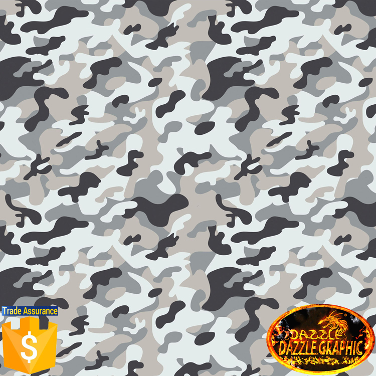 Unmatched Quality Dazzle Hydro Dipping Hydrographic Film Camo No.DGDAS006 Width 0.5M Camouflage Water Transfer Printing Film(China (Mainland))
