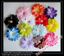 2014 NEW Hot head Headwear lace hair clip Headband hair accessories wholesale children A163