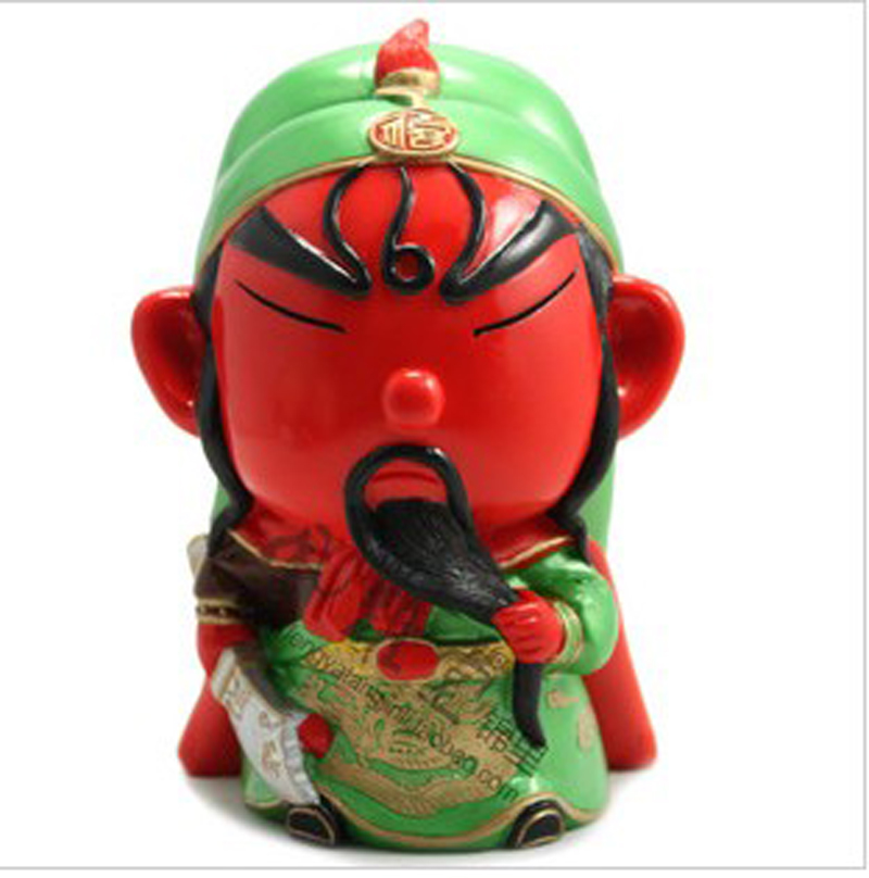 2015 new products for Hot Sale Clay sculpture decoration resin doll arbitraging gift(China (Mainland))