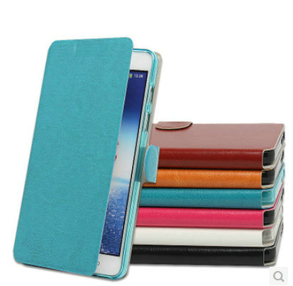 2015 Free Shipping New Fashion Special Flip Leather Case Cover for lenovo a5000 Phone(China (Mainland))