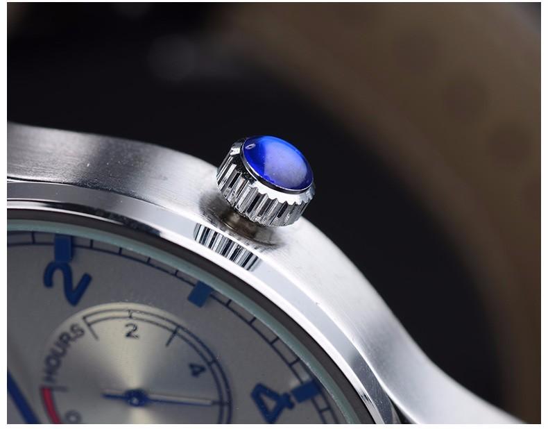 LONGBO Luxury Brand Мужчины Натуральная Кожа Кварцевые Часы Analog мужская Военная Водонепроницаемые Наручные Часы Календарь Relogio Masculino Горячая