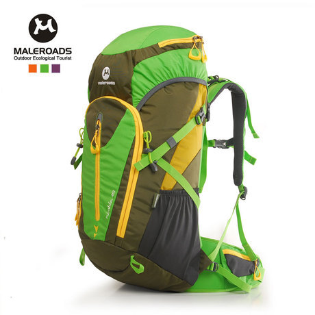 EMS Free shipping travel bag sport backpack climb bag mountaineering hiking packsack camping backpack women&amp;men outdoor bag 48L<br><br>Aliexpress