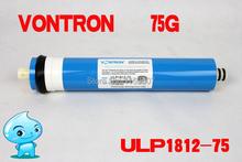 Фильтр для воды RO мембраны 75 GPD ULP1812-75 для домашнего хозяйства , используемого для обратного осмоса RO очиститель воды фильтр элемент