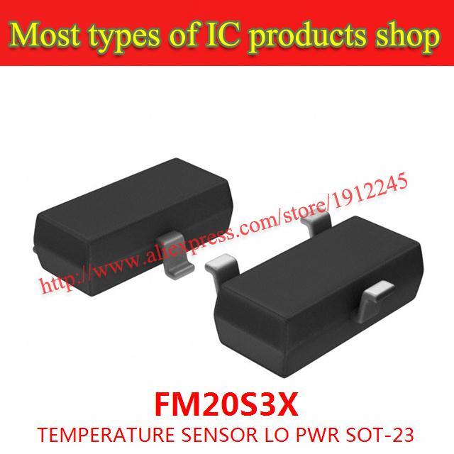 интегральной схемы FM20S3X