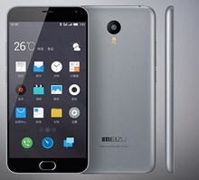 "100% Original Meizu M2 Note 4G FDD LTE Dual SIM Mobile Phone 5.5"" 1920X1080P MTK6753 Android 4.4 Lollipop 2GB RAM 13MP GPS(China (Mainland))"