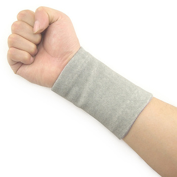 Thermal sports basketball badminton volleyball fitness bamboo charcoal wrist support