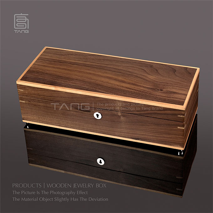 top rated 2015 new fancy men jewelry display storage box