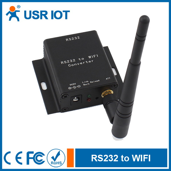 Low cost rs232 to wifi module converter--DC 5V power adapter supply(China (Mainland))