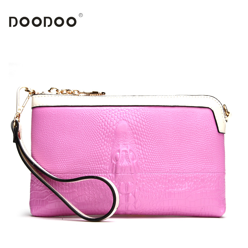 Free shipping Genuine Leather Women Messenger bags Crocodile Pattern Bags Casual Clutch Tote Evening Bag animal pattern (4043)(China (Mainland))