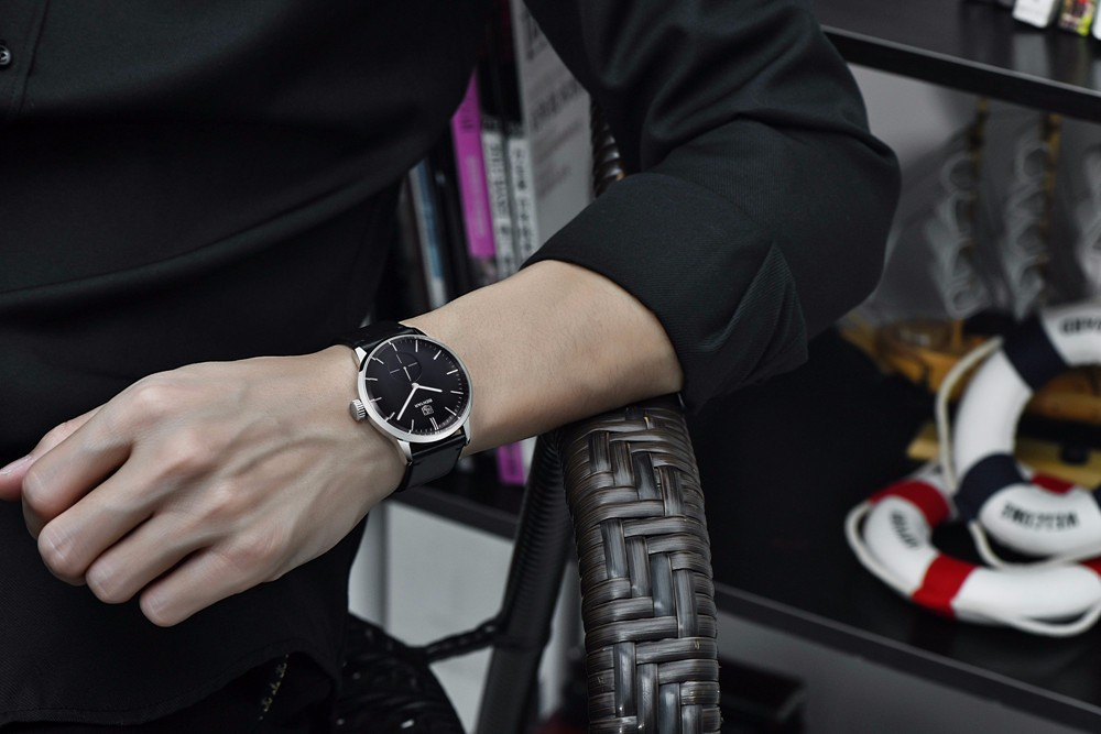 Мода Кварцевые Часы Мужчины Лучший Бренд Класса Люкс мужские Деловые Часы Повседневная Простой Кожаный Платье Часы Мужские Часы montre homme