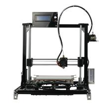 2016 New Large Reprap Prusa i3 Printer 3d Kit DIY 3d Printer With One Roll Filament