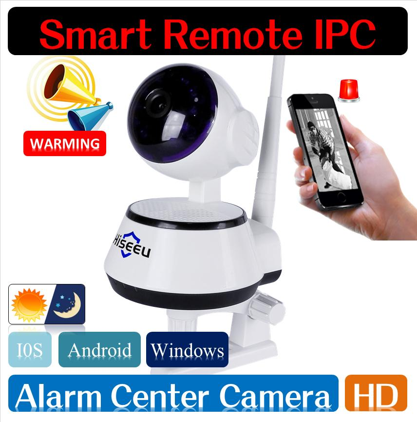 Wireless Network IP Security Camera Mini IR WiFi Smart Camera for family Defender Indoor Network HD Cctv Support Android IOS PC(China (Mainland))