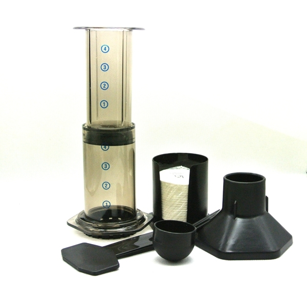 Free shipping Best Espresso Portable Coffee Maker Aeropress Coffee Maker Coffee press maker With Metal Filter(China (Mainland))