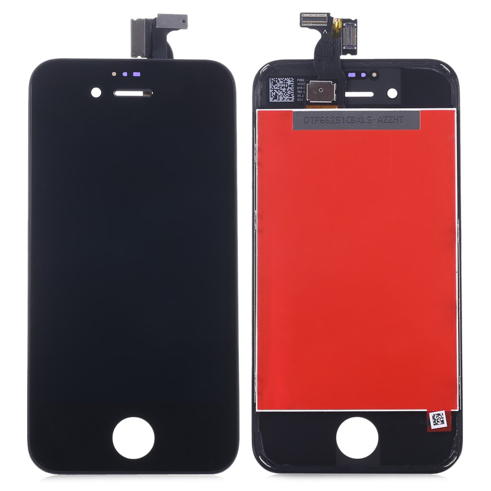 Newest Replacement LCD Screen Assembly And Touch Glass Digitizer Phone Repair Tool Set Practical Replacement for iPhone 4S(China (Mainland))