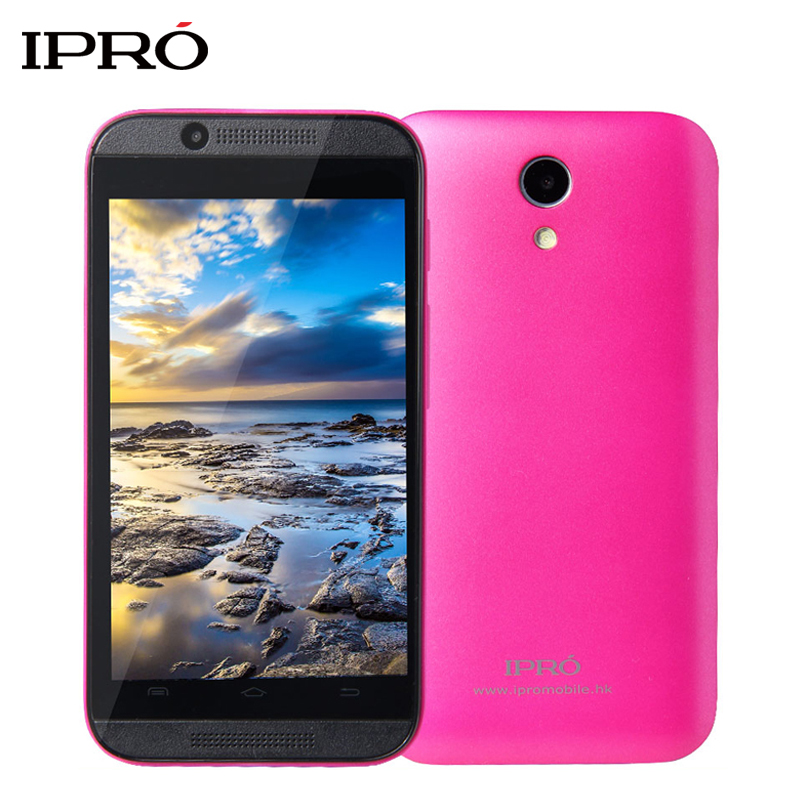 Original IPRO Unlock Mobile Phone 4.0 Inch Celular Android 4.4.2 Cell Phones Dual Core Smartphone RAM 512MB ROM 4GB Mobilephones(China (Mainland))