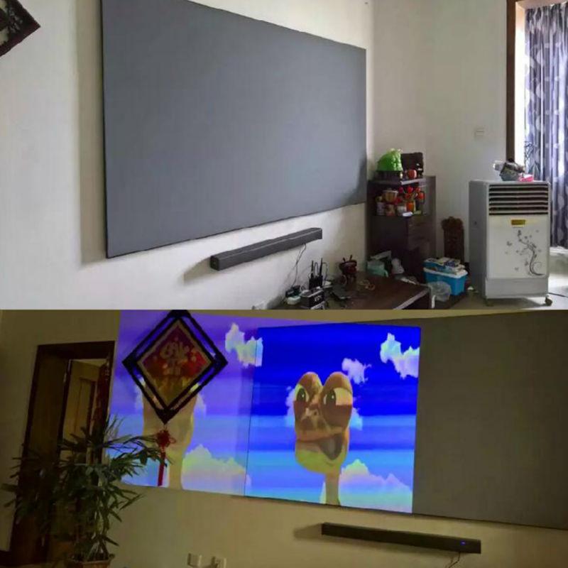 Экран для проектора из ткани