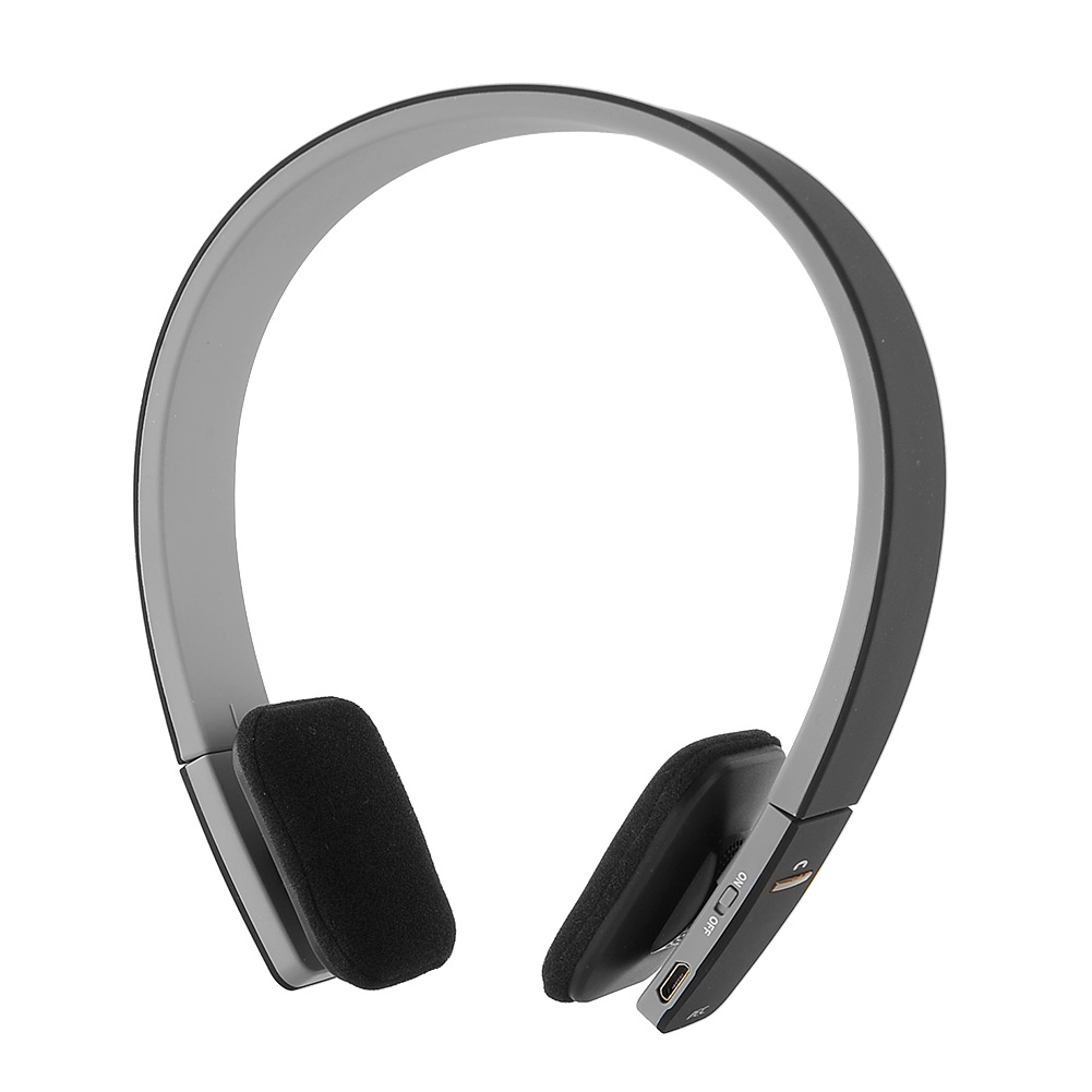 New Wireless Bluetooth Stereo Headphone Headset Mic for PC Phones for PS3 Skype xiaomi lenovo Black(China (Mainland))
