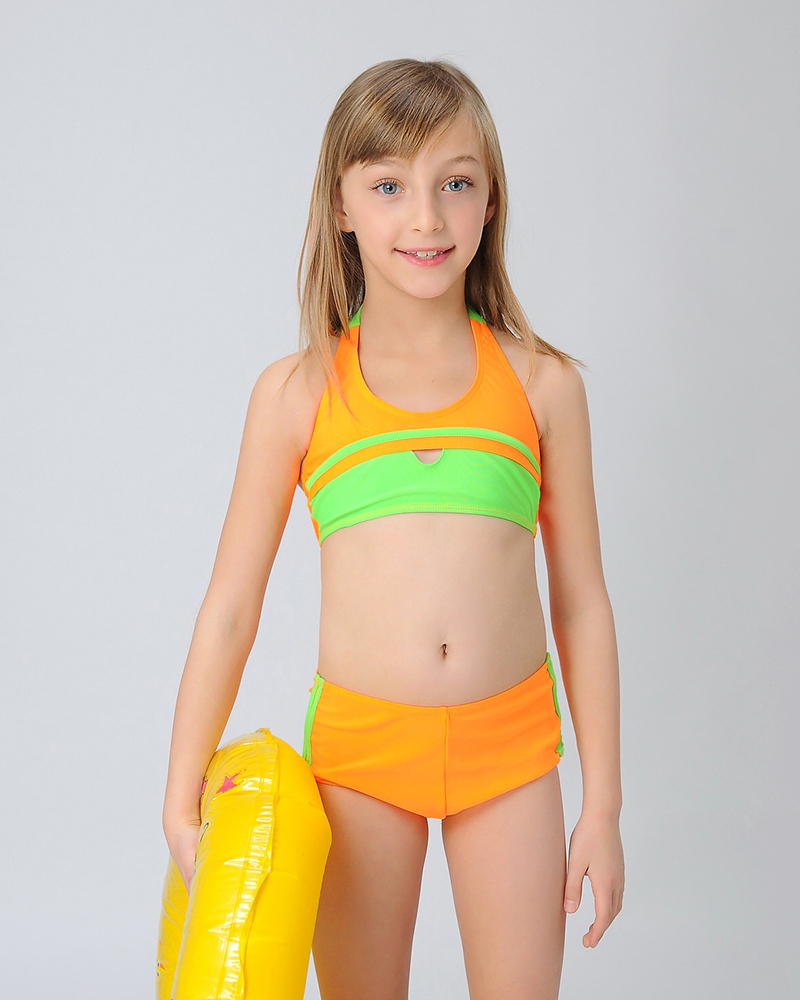 Set Summer Kids Bikinis