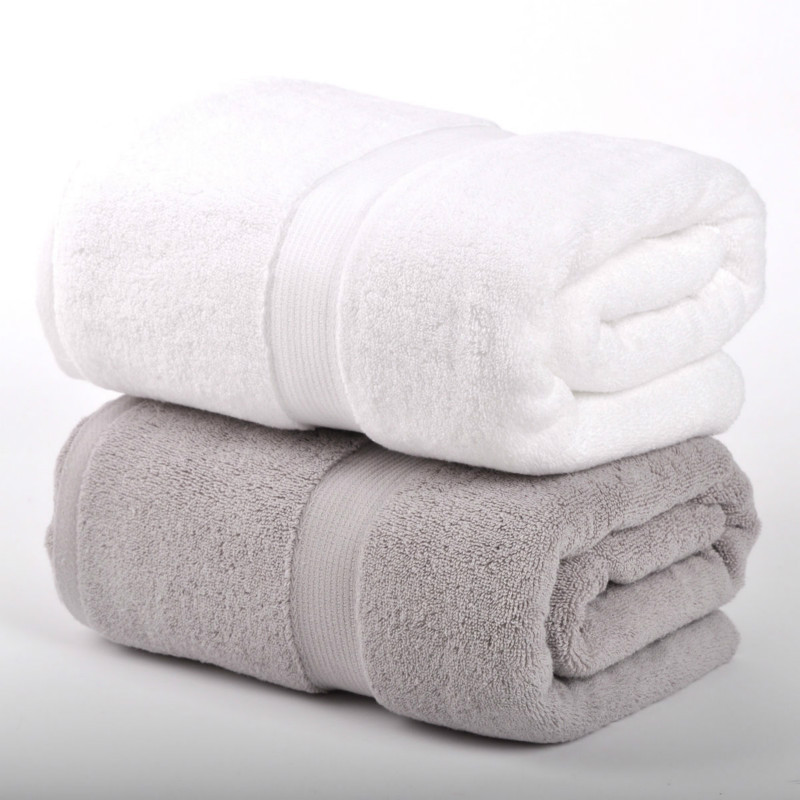 New 2016 Brand Towel--1pc/lot 100%cotton bath towel thicker adult towels bathroom toalha de banho big bath sheet size 90*180cm(China (Mainland))
