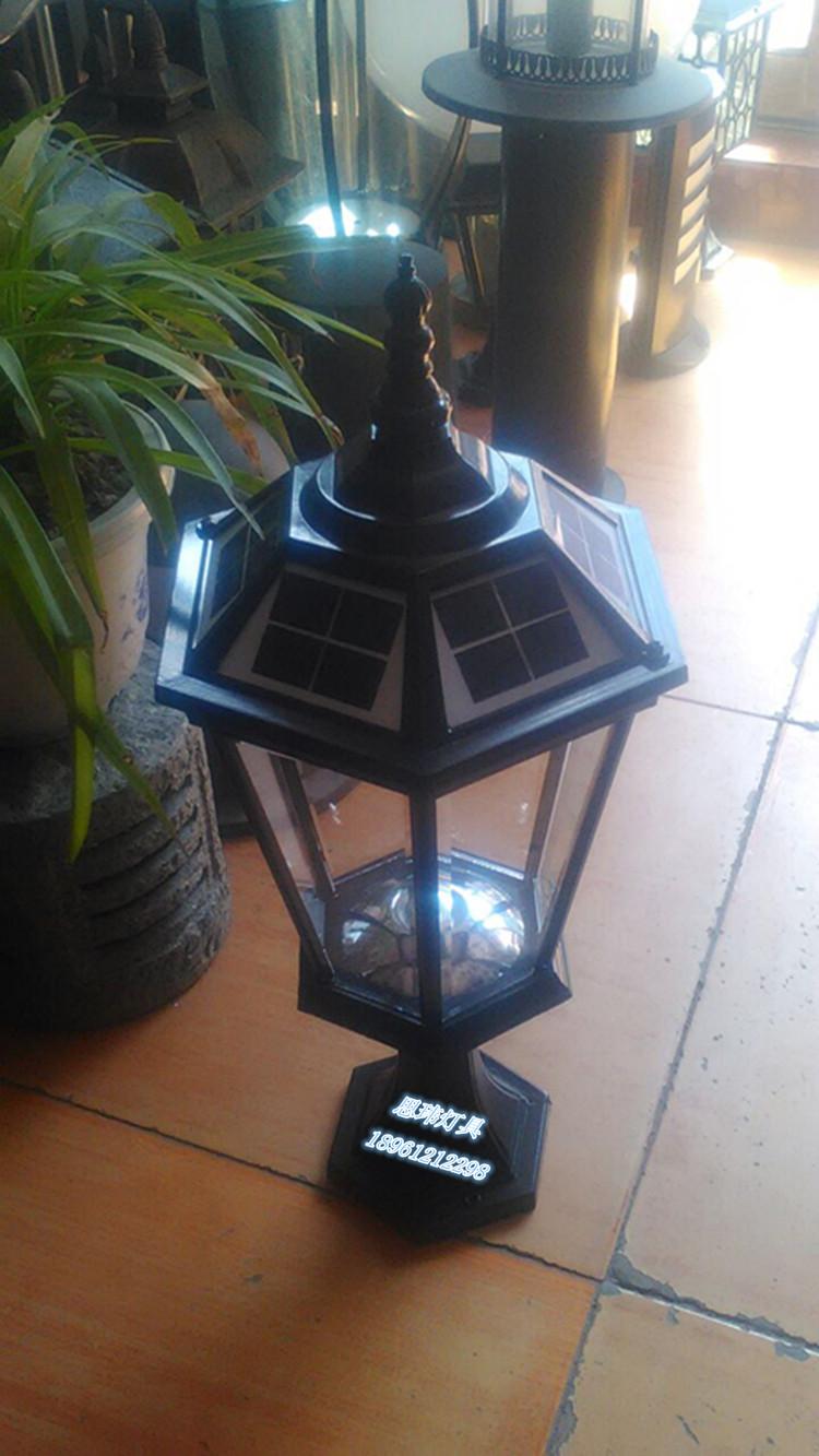 Acquista all'ingrosso Online solar light pillar da Grossisti solar ...