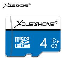 Qualité supérieure bleu Version carte micro sd TF Carte 8 GB 16 GB 32 GB 64 GB 128 GB Class10 carte mémoire carte micro sd cartao de memoria(China)