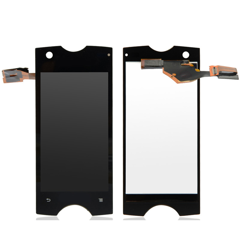 LCD Display + Touch Screen Digitizer Fit For Sony Ericsson Xperia Ray ST18I ST18 BA187 P56(China (Mainland))