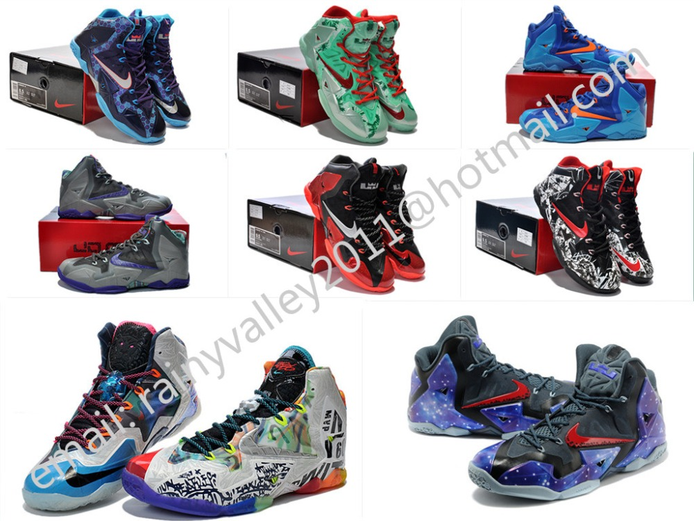 Fast shipping 2016 new what the Lebron 11 xi elite BHM shoes men Eur size 40 to 46 US 7 to 8 8.5 9.5 10 11 12 with original box(China (Mainland))