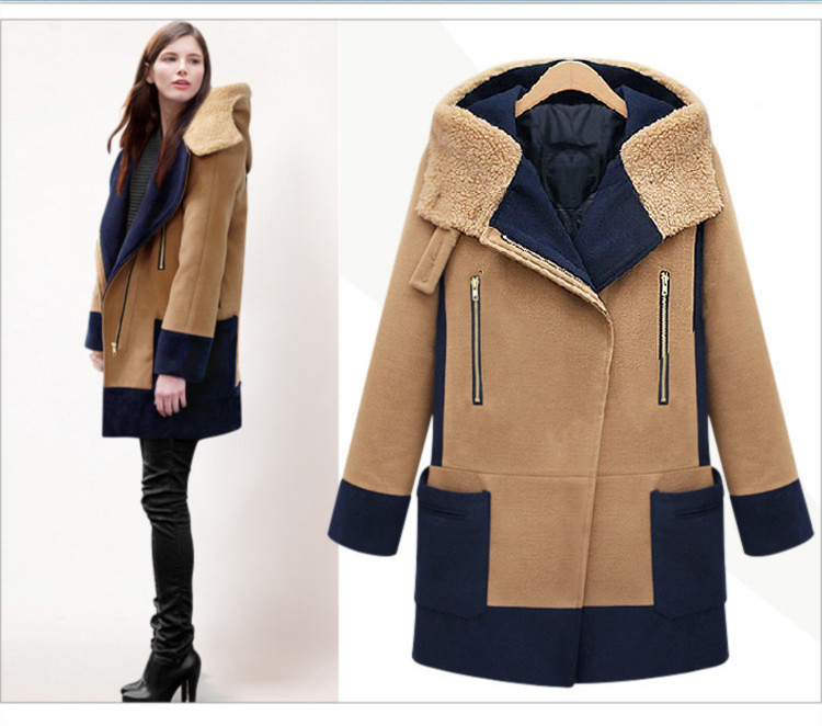 photo Trendy women's coats Spring 2015