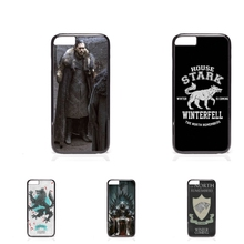 Bags Cases white wolf house stark OnePlus Two X 3 Amazon Fire Huawei G6 G7 G8 LG K10 L65 E975 - My Phone Factory store