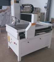 cnc 6090 1.5kw water cooled spindle