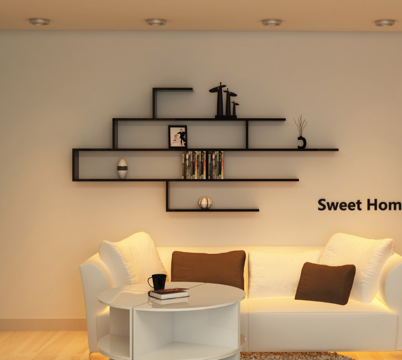 Creative Separator Grid Backdrop Decorative Display Wall