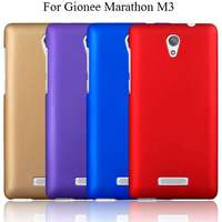 For Gionee Marathon M3 Phone Cases,High Quality Fashion Rubberized Matte Or Quicksand Paint Back Cover Case For Gionee M3