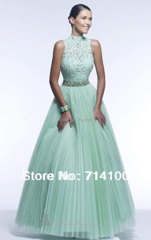Long Prom Dresses Pastel Dress On Sale