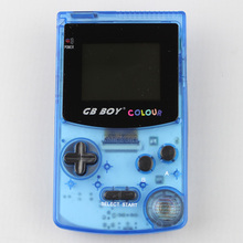 GB Boy Color Kong Feng Handheld Clone Game Consoles with Backlit 66 Nes Built-in Video Game Player(China (Mainland))