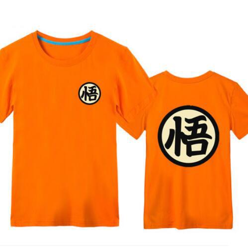 New Fashion 2016 The Dragon Ball Z T Shirt Training To Beat Goku Cotton Fashion T-shirt Tee Clothing(China (Mainland))