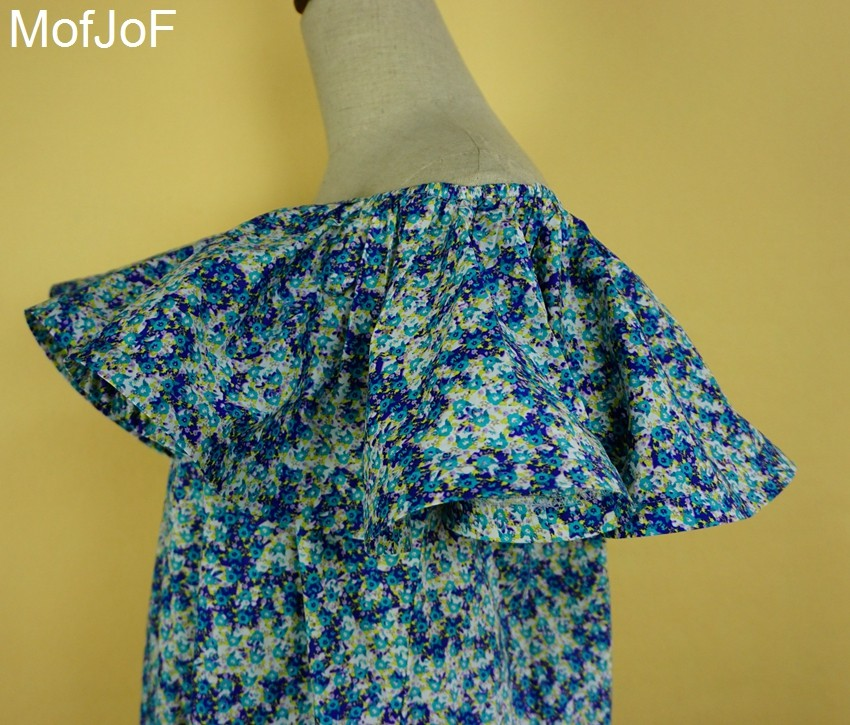 summmer  dress ruffle dress02