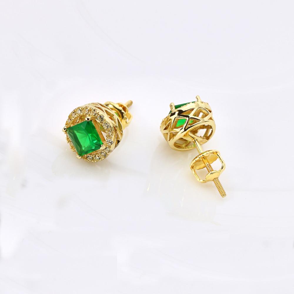 Online Get Cheap Men Gold Magnetic Earrings Aliexpress