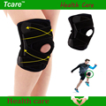 Tcare 1 pair Health Care Self heating Knee Brace Adjustable Sports Knee Support Protector With Round